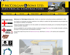 P McColgan and Sons